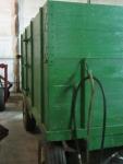 John Deere Barge Wagon